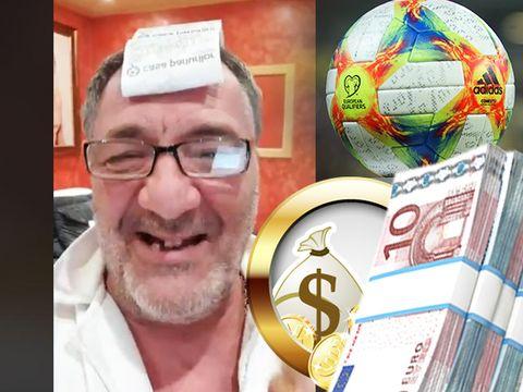 """Nelson Mondialu', tatăl lui Livian de la Puterea Dragostei a câștigat 25.000 lei la pariuri! Nelson: """"Un gol mai lipsea și luam miliardul"""""""