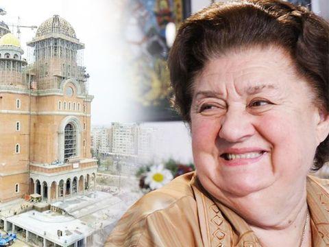 Tamara Buciuceanu a susţinut construirea Catedralei Neamului încă de acum 15 ani! Actriţa a semnat un manifest pentru ridicarea lăcaşului de cult!