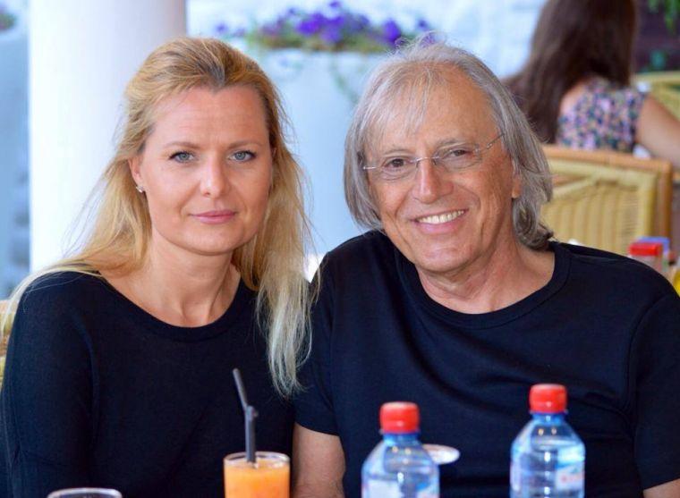 Mihai Constantinescu nu poate vorbi, dar a găsit o metodă să comunice cu soția lui