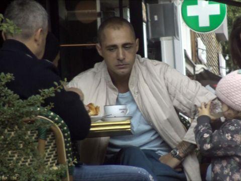 Alice, soția lui Vladimir Drăghia, și frumoasă, și mamă grijulie