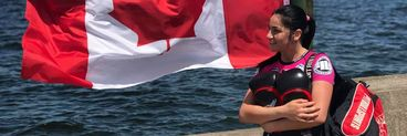 """Decizie incredibilă a Dianei Belbiţă! """"Prinţesa războinică"""" emigrează în Canada, pentru că s-a săturat de România!"""