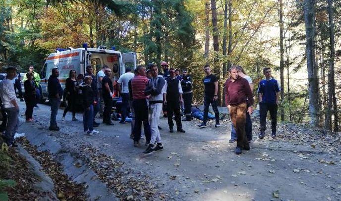 Celebrul bucătar din România a murit. A intrat cu mașina într-un copac și nu a mai avut nicio șansă