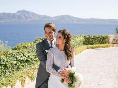 Rafael Nadal s-a căsătorit în cel mai mare secret! Invitații au semnat acorduri de confidențialitate și nu au avut voie să intre cu telefonul la nuntă