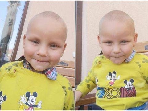 Un băiețel de trei ani, găsit într-o piață din Arad! Nimeni nu știe cine este și de unde a venit