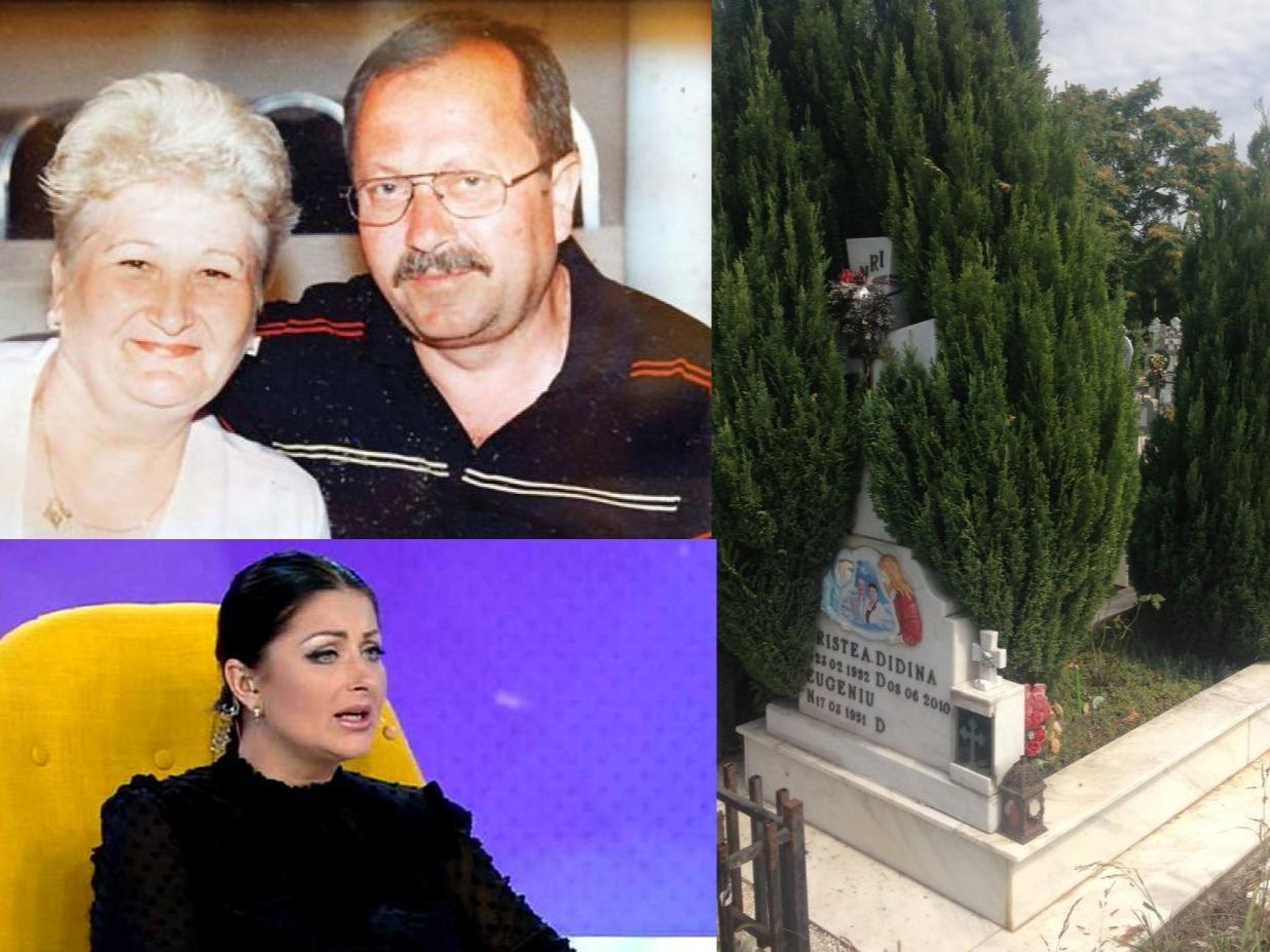 Gabi Cristea minte când spune că a fost la mormântul mamei ei! Declarații exclusive