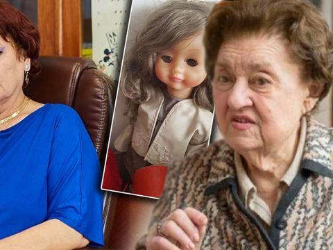"""Tamara Buciuceanu i-a făcut un cadou de suflet Monicăi Pop: """"Amintire de neprețuit de la marea doamnă a comediei româneşti"""""""