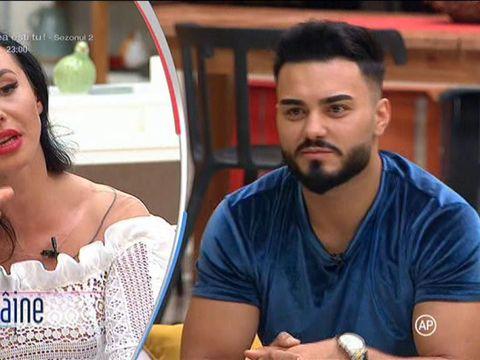 """Promo Puterea dragostei 23 octombrie. Continuă scandalul între Ella și Jador: """"Dacă nu-ți tace gura, vin cu dovezile"""" - """"Ești penibil!"""""""