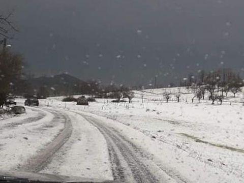 Meteo România: în ce lună vin ninsorile în țară