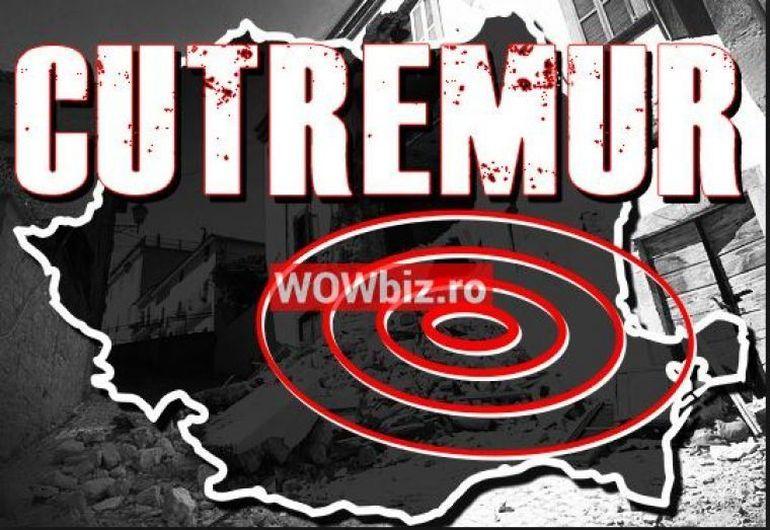 Cutremur în România, azi-noapte la 01:25! Câte grade a avut seismul! Anunțul făcut de specialiști