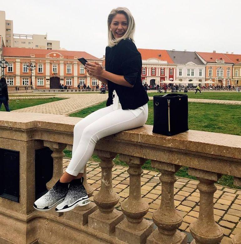 La un an de la căsătorie, Hannelore își face de cap la Timișoara după ce fostul ei soț s-a îndrăgostit