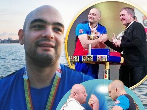 """Ion Oncescu, după 7 titluri mondiale: """"Sper ca următoarea competiție să nu aibă legătură cu skandenbergul"""""""