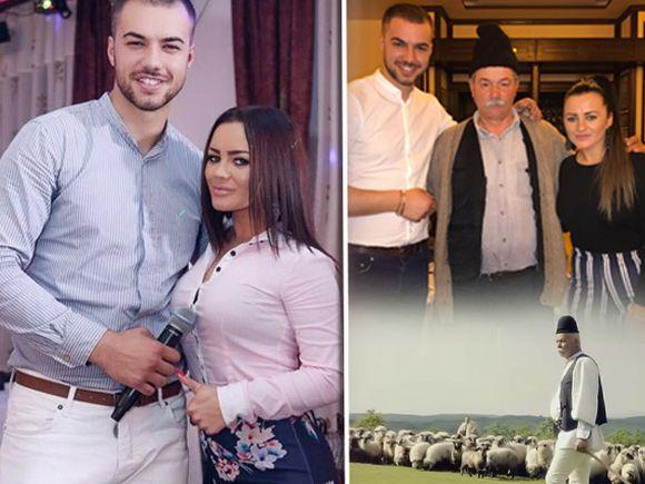 Tatăl lui Culiţă Sterp este cioban şi a făcut avere datorită oilor! Carmen de la Sălciua şi Culiţă i-au dedicat o melodie! VIDEO