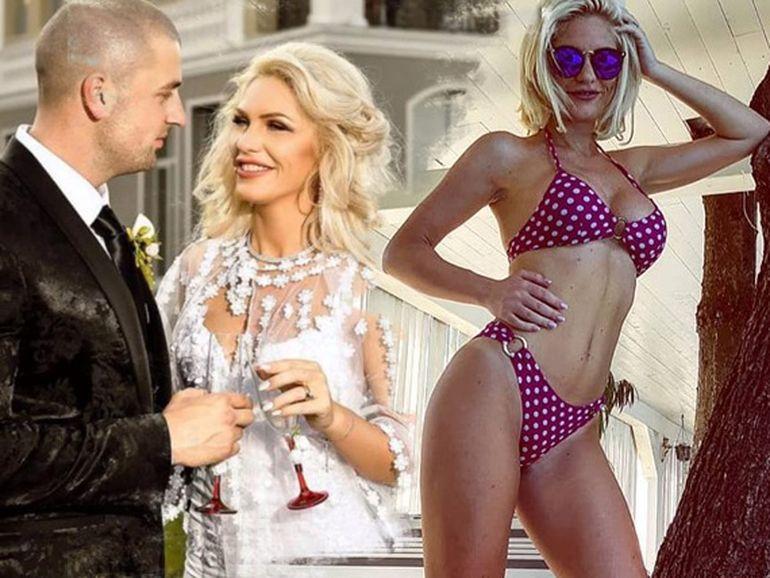 Dovada că Hannelore de la Insula nu a divorţat de Bogdan! Blonda poartă în continuare numele de familie al soţului ei!
