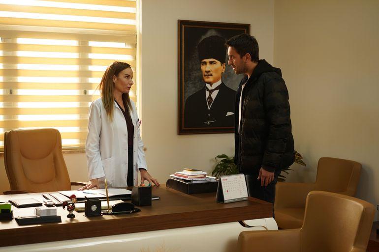 """Mercan ia o decizie șocantă, în episodul de azi din """"Lacrimi la Marea Neagră"""""""