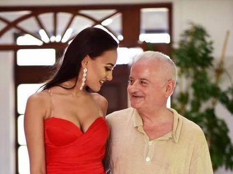 Irinel Columbeanu și Oana Cojocaru s-au împăcat! Cum au fost surprinși afaceristul și iubita cu 40 de ani mai tânără