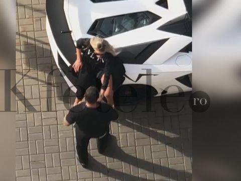 ȘOCANT! Cum s-au comportat Bianca Drăgușanu și Alex Bodi la prima apariție în public după scandalul în care a fost agresată lângă mașină