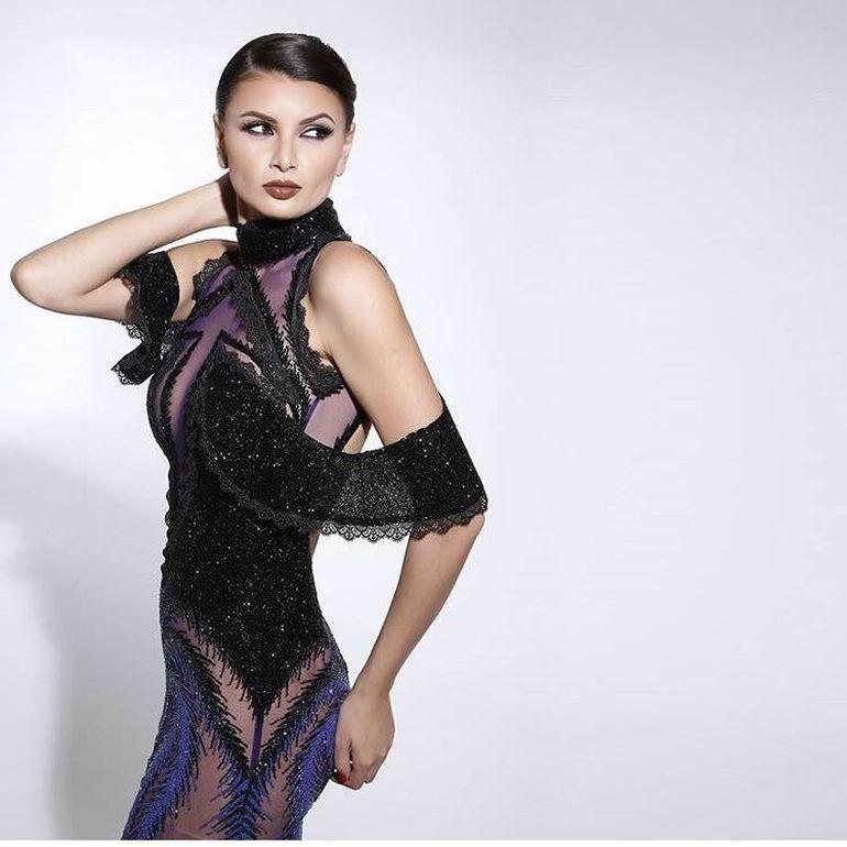 Ramona Gabor, show total în Dubai! Ce face sora mai mică a Monicăi