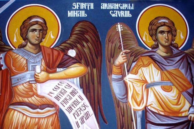 Mesaje de Sfinții Mihail și Gavril. Cele mai frumoase sms-uri și urări