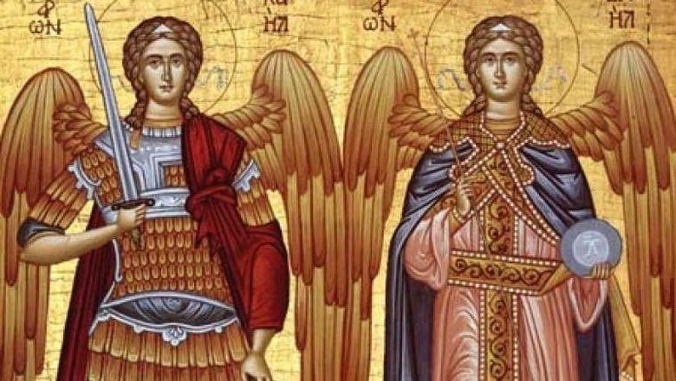 Sfinții Mihail și Gavril. Cea mai puternică rugăciunea
