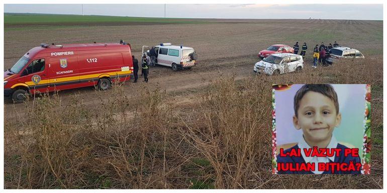 Băiatul din Pecineaga putea fi găsit cu 3 zile mai devreme! Sonarul folosit de ISU  Dobrogea pentru a-l găsi pe copil era defect?!