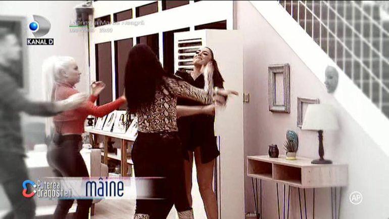Promo Puterea dragostei 9 noiembrie. Manuela sare la bătaie la Roxana, Mocanu nu o mai vrea pe Andra: