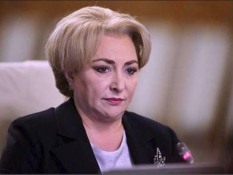Prima reacție a Vioricăi Dăncilă, după rezultatele primului tur pentru alegerile prezidențiale