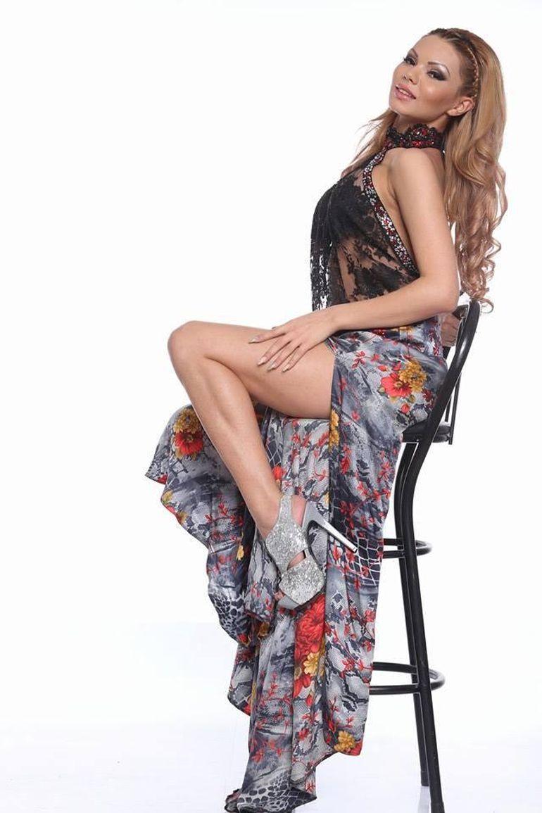 Imagini de senzație cu Beyonce de România! Înnebunește Nicolae Guță când o vede