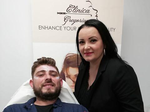 Silvana Rîciu și soțul Nicușor Ioniță, împreună la clinica de înfrumusețare! Ce proceduri estetice și-a făcut artistul de muzică populară