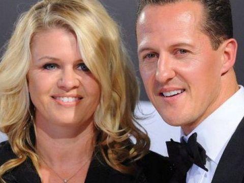 """Soția lui Michael Schumacher este acuzată că ascunde adevărul despre starea de sănătate a pilotului:  """"Se teme că eu voi vedea imediat ce ce întâmplă"""""""