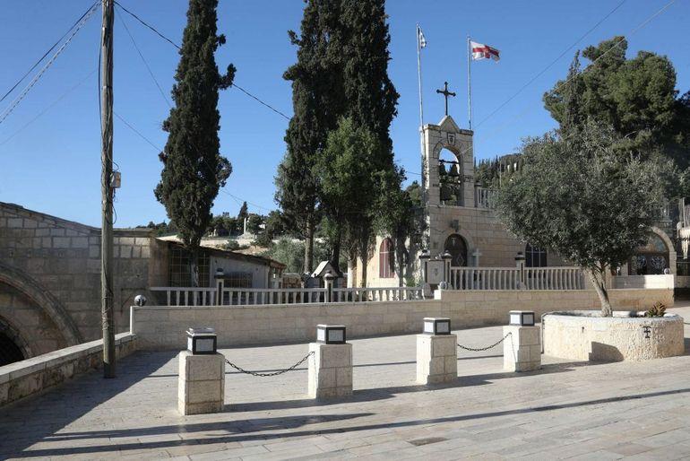 Cum a arătat Maica Domnului în realitate? Fotografii incredibile de la Mormântul ei din Ierusalim