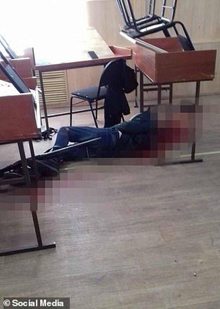 Atac armat în această dimineață! Daniil și-a împușcat mortal colegul de clasă și a rănit grav alți trei, înainte de a se sinucide! Tragedia a avut loc în aceată dimineață