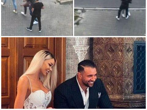 Bianca Drăgușanu, primele declarații după ce a fost filmată iar în scandal cu Alex Bodi în plină stradă! A vrut să se arunce în fața mașinilor?
