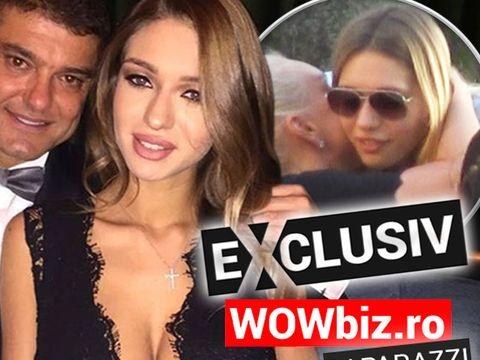 Duelul generațiilor! Vica, întâlnire neașteptată cu iubita lui Boureanu! Între cele două e o diferență de 21 de ani VIDEO EXCLUSIV