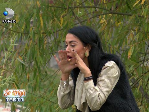 """Andreea Mantea, atac dur la Mitoșeru, în """"Se strigă darul"""": """"Vai de căpuțul tau! Și părul te-a părăsit! Și nevasta, și norocul te-au părăsit!"""""""