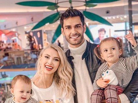 Cum arată Andreea Bălan la 8 luni după ce a născut pentru a doua oară!