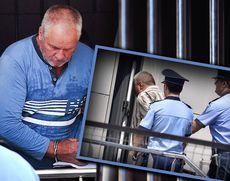 """ULUITOR! Cum a reacționat Dincă vineri, dupa ce i s-a prelungit mandatul de arestare cu 30 de zile! Criminalul a stat doar 10 minute în fața magistraților! """"Nu mai avea răbdare"""""""