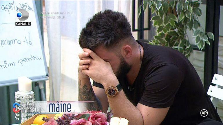 Promo Puterea dragostei 20 noiembrie. Ricardo, făcut să plângă de Jador!
