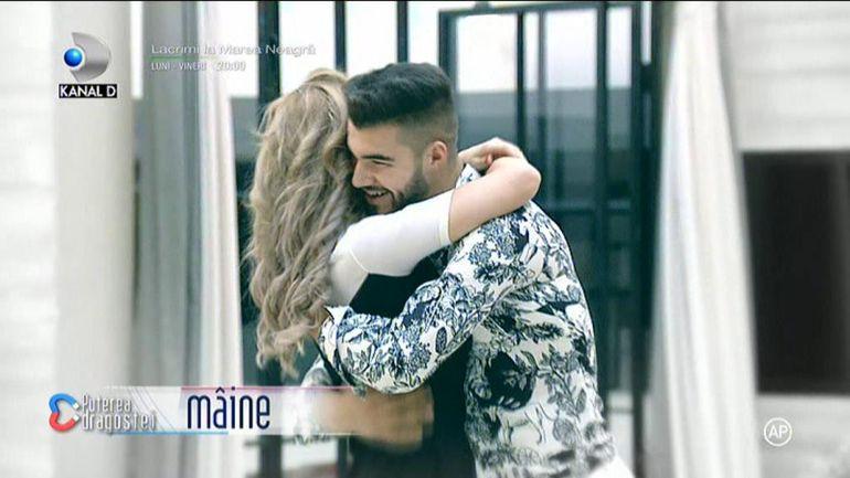 Promo Puterea dragostei 22 noiembrie. O concurentă părăsește emisiunea: