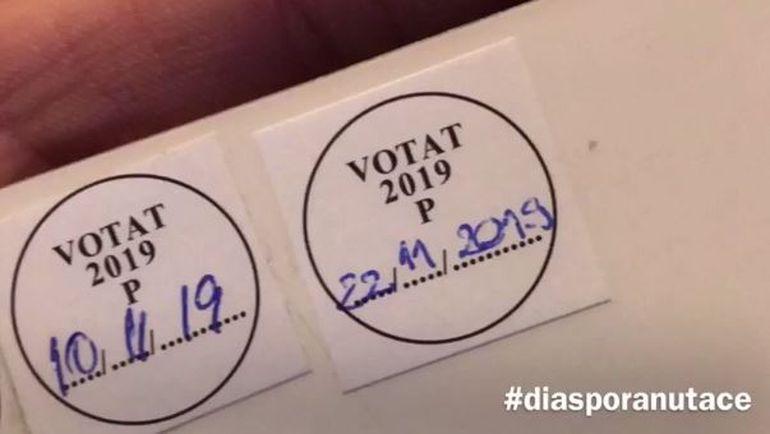 Alegeri prezidenţiale 2019 – Numărul alegătorilor care au votat la secţiile din străinătate a depăşit 200.000! În primul tur, până sâmbătă la ora 15.00, votaseră puţin peste 153.000 de români