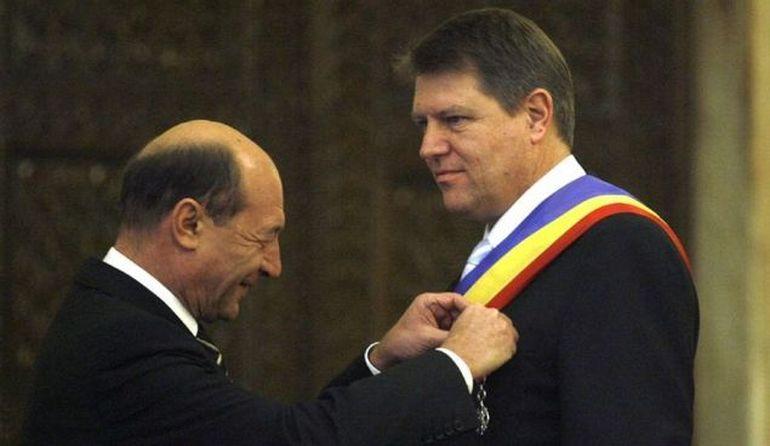Ce mesaj a trimis Traian Băsescu în ziua alegerilor prezidențiale 2019, turul II!