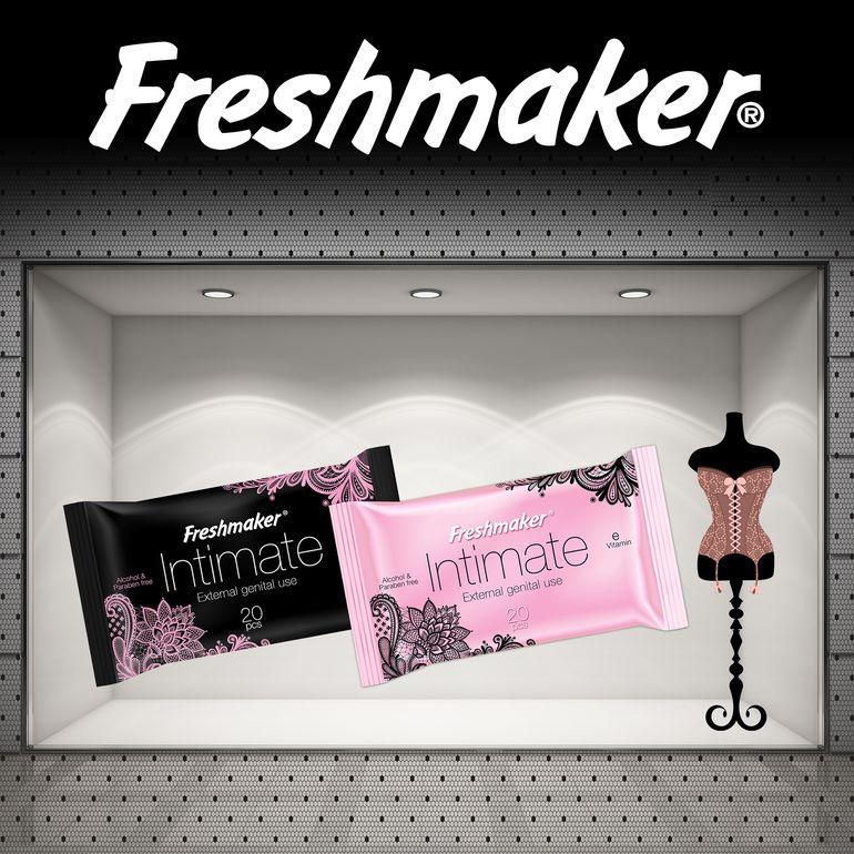 Freshmaker, servetele ideale pentru toata familia!