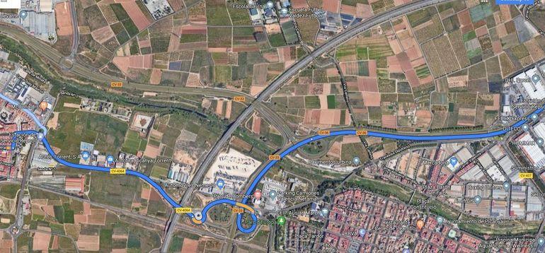 Am refăcut drumul morţii lui Cornel Galeş! Vezi motivul pentru care un impact frontal este puţin probabil pe şoseaua care l-a dus pe Galeş de la Valencia la Torrent! VIDEO EXCLUSIV