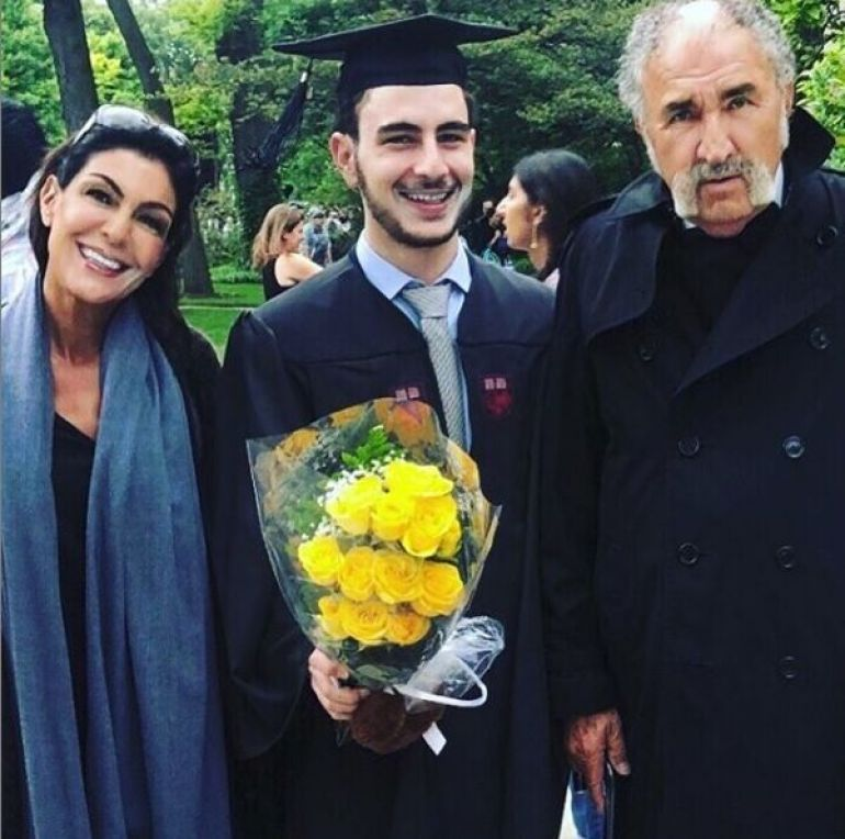 Fiul lui Ion Ţiriac a petrecut de ziua sa la Miami! Vezi ce tort a primit Karim de la sora sa, Ioana!