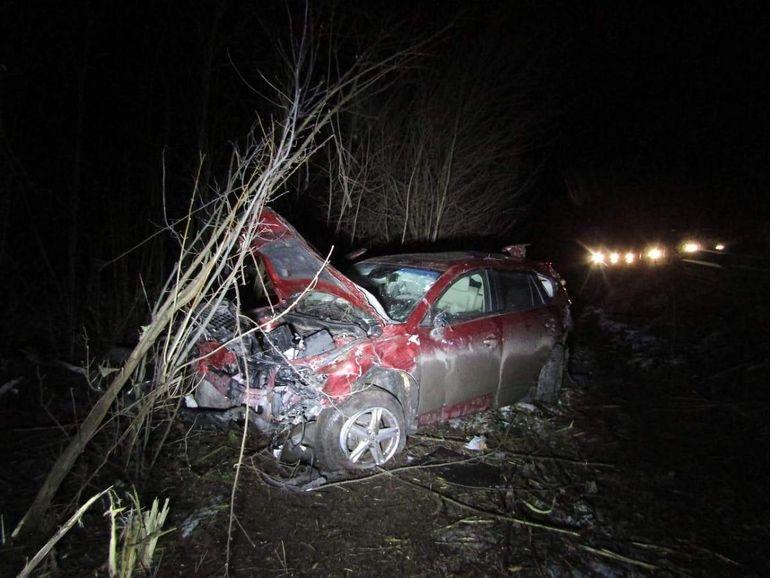 Accident grav de Anul Nou în Moldova. Un bărbat s-a izbit cu mașina de autoturismul în care erau fosta soție și copilul lor de trei ani