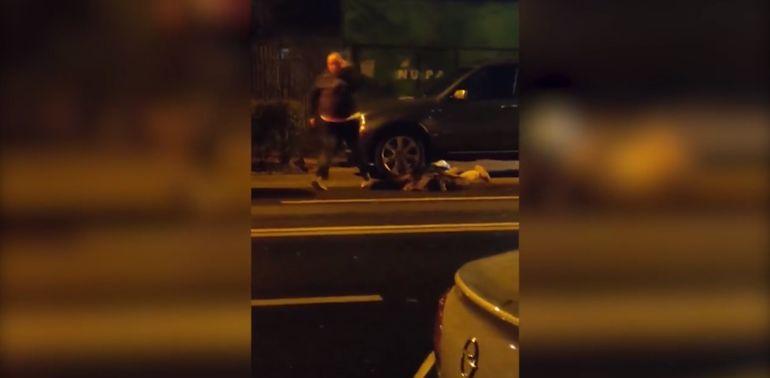 Incident incredibil în București! Un tânăr de 23 de ani, snopit în bătaie de un taximetrist