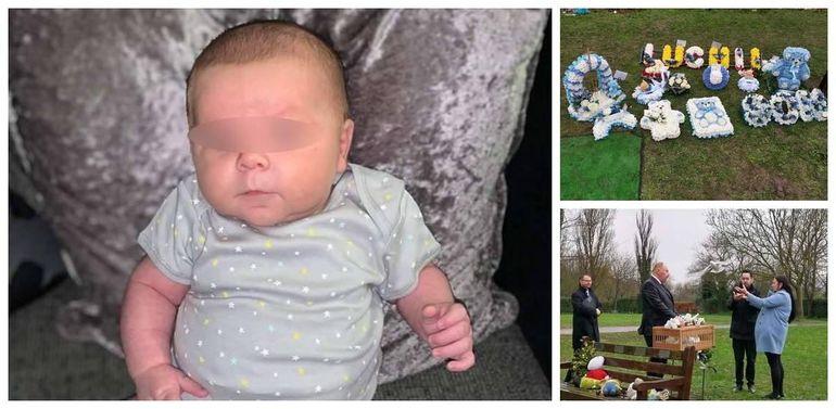 Cazul șocant al unui bebeluș român de cinci săptămâni. A murit în Anglia după ce a fost trimis de două ori acasă