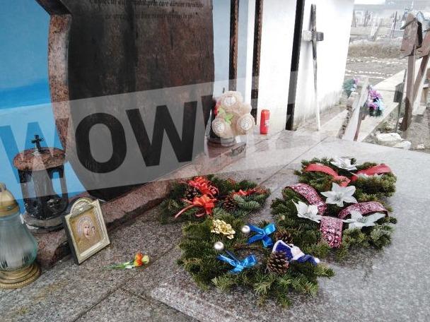 Încă un semn rău la mormântul Denisei Răducu!  Familia artistei a avut parte de un nou șoc