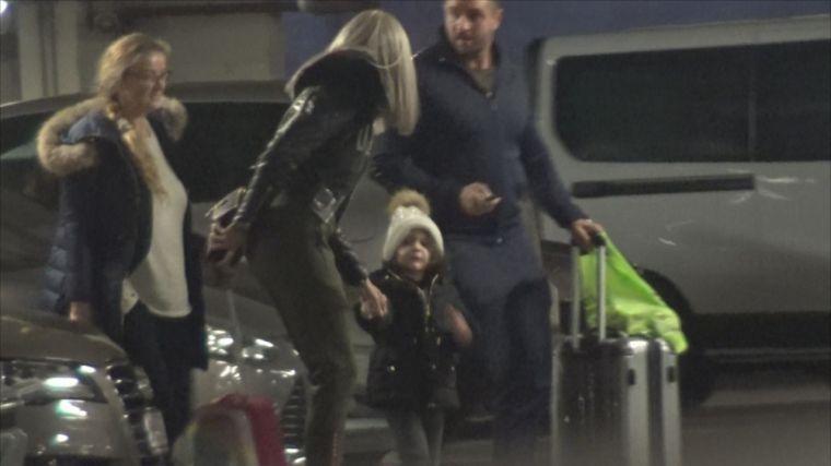 Bianca Drăgușanu a luat-o pe Sofia de la aeroport! Gestul neașteptat făcut de fetiță către mama ei