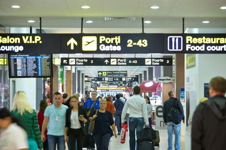 Alertă la Aeroportul Otopeni! Un pasager este suspect  de infecţie cu coronavirus. A fost internat de urgență