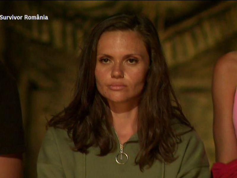 Cristina Șișcanu, prima eliminată de la Survivor România